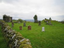 Burial ground, Drimnin