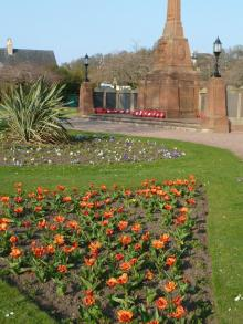 Edith Cavell Gardens, Inverness