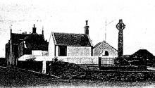 Picture from North Berwick Old Picture Postcard