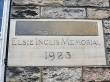 Former Elsie Inglis Memorial Maternity Hospital (now a Care Home)