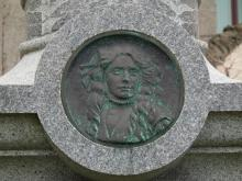 Fountain commemorating Jeannie Bodie