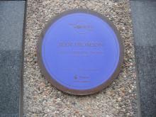 Plaque to Jean Thomson