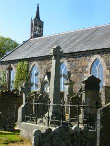 Detail of memorial