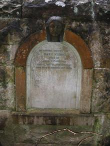Grave of Mary Young
