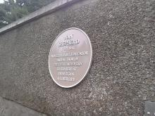 Plaque to Nan Shepherd