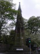 Memorial to Catherine Sinclair