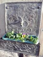 Wall Fountain Commemorating Over 300 Women Accused of Being Witches
