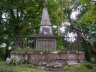 Jane Fraser memorial
