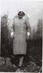 Nursing Sister Annie Park Kerr M.N.