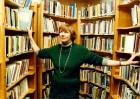 Tessa Ransford at the Scottish Poetry Library