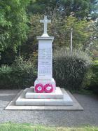 Detail from memorial
