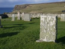 Gravestone of Lady Grange