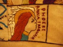 Illustration of Phobe Anna Traquair