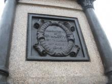 Statue of Queen Victoria, George Square