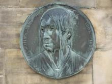 Dorothea Lynde Dix Plaque at Royal Edinburgh Hospital
