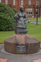Statue of Elizabeth Crichton