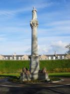 Memorial to Elizabeth Crombie Duthie