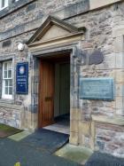 Edinburgh University Millenial Plaque to Elsie Maud Inglis