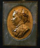 Plaque in Memory of Margaret O W Oliphant